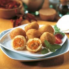 Batatas Recheadas de Bolonhesa