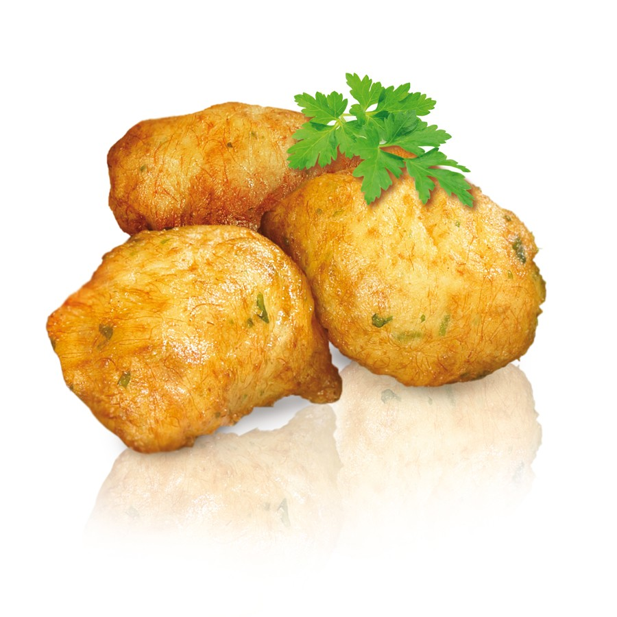 Codfish fritters for Cod fish fritters