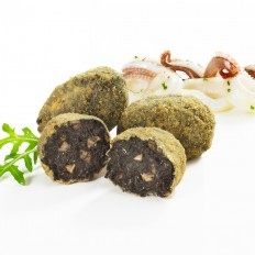 Cuttlefish in Ink Croquettes