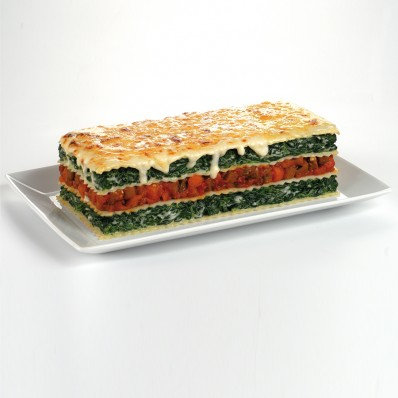 vegetarische lasagne mit b chamelsauce und parmesan. Black Bedroom Furniture Sets. Home Design Ideas