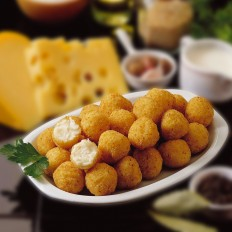 Käse-Snacks