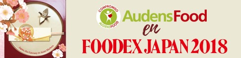 A new date for Audens Food at FOODEX